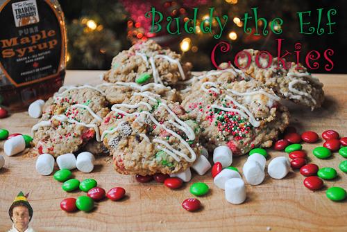 12 Days Of Christmas Cookies Day 2 Buddy The Elf Cookies Spork